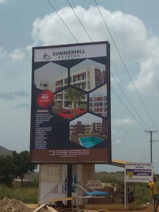 summerhill billboard