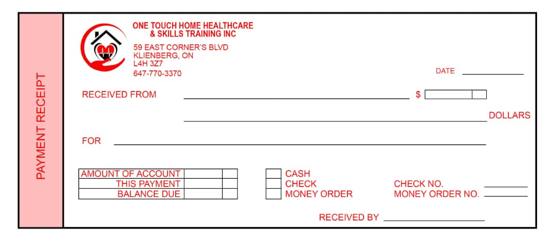 onetouch envelope