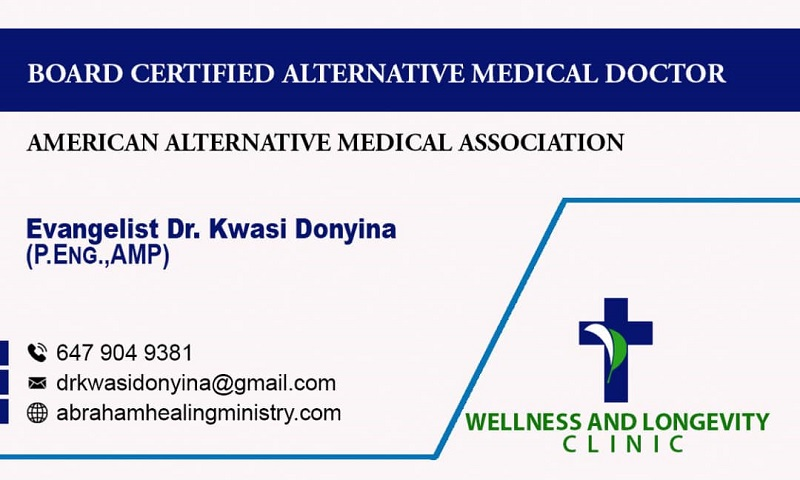wellness biz card